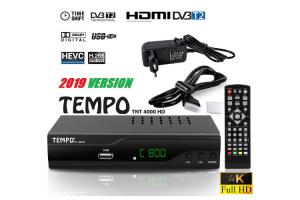 Avis Tempo 4000 - le meilleur décodeur TNT